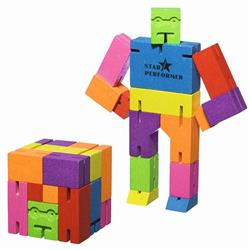 Small Areaware Cubebot