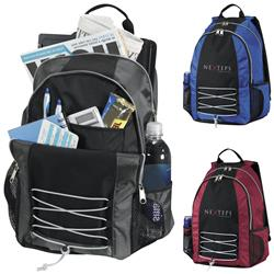 Base Jump Custom Computer  Backpacks