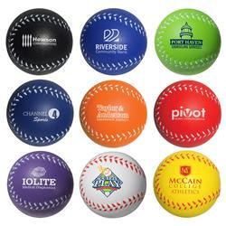 Baseball Stress Balls