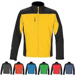 Stormtech Men's Edge Softshell Jacket custom embroidered