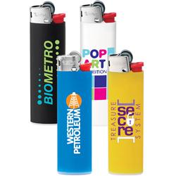 Bic Slim Lighters with Custom Logo