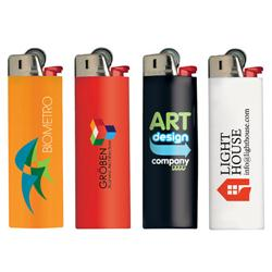 Bic Maxi Lighters with Promotional Logo