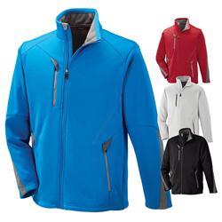 Custom fleece jacket with logo, Ash City fleece jackets by Adco Marketing