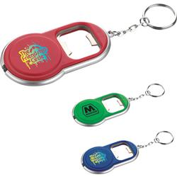 LiteKey LED Keychain Bottle Opener
