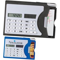 Business Card Custom Calculators