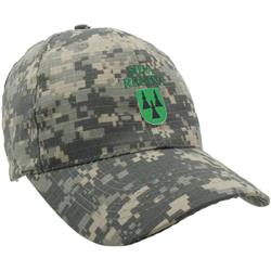 Camouflage Digital Custom Embroidered Cap
