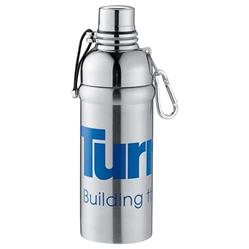 Custom Canteens and Water Bottles in Stainless Steel