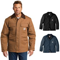 Carhartt ® Duck Traditional Coat or Jacket with Custom Printing or Embroidery