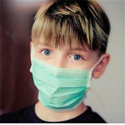 Child Size Surgical Style Face Masks 3 Ply FDA Approved