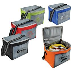 Chromatic 6 Pack Cooler Bag Custom Imprinted