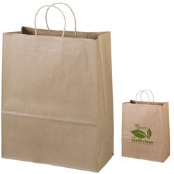 Citation Eco Shopper Paper Bag - Recycled and Recylable