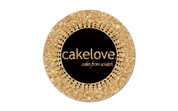 Custom Round Cork Coaster, Promotional Coasters on sale