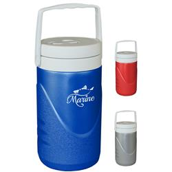 Custom Coleman 1/2 Gallon Jugs and Cooler