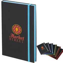 Color Pop Journals with a custom imprint