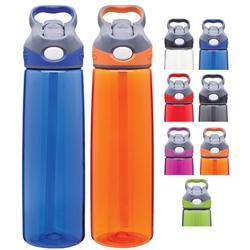 Contigo Addison Tritan Bottles in 24 oz size.  Custom Tritan Bottles.