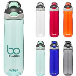 Contigo Chug Water Bottle Custom Printed with Promotional Logo