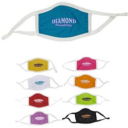 3 Ply Cooling Soft Face Masks with your custom logo