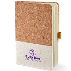 Cork, Paper, and Linen Journal
