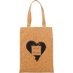 Cork Tote Bags customized with  your logo