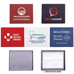 Covid-19 Vaccination Card Holder Custom Printed
