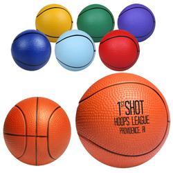 Basketball Stress Balls