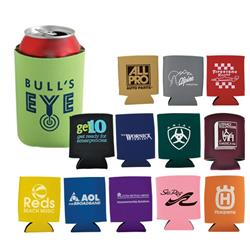 Custom Collapsible Foam Kan or Can Coolers