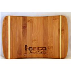 Custom Cutting Board in Elegant Large Size