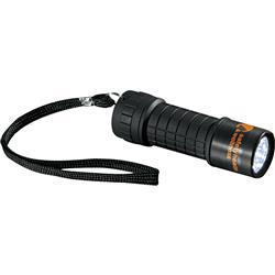 Custom 9 LED Flashlight, Custom Garrity Flashlights