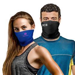 Elite Custom Neck Gaiter Multi-Purpose Face Covering Custom Printed