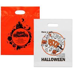 Custom Halloween Plastic Bags