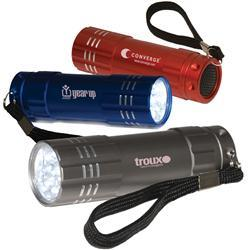 Pocket LED Custom Flashlight and Promotional Flashlights