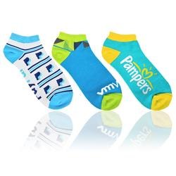 Custom Ankle Socks Made with Your Logo