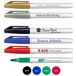 Sharp Mark Custom Permanent Markers and Promotional Marker