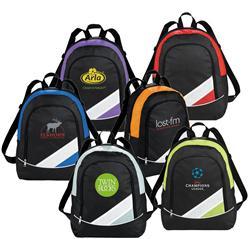 Thunderbolt custom backpack in non-woven material