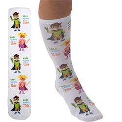 Custom Tube Socks Full Color Logo
