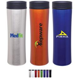 Cyrus Stainless Travel Mugs
