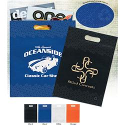 Die Cut Non Woven Custom Bags, Recycled, Recyclable