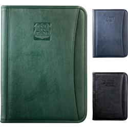 DuraHyde Padfolio, Custom Zippered Padfolios