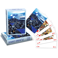 Full Color Eco Friendly Poker Card Deck