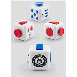 Fidget Cube with a Custom Logo