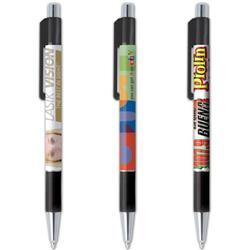 Full Color Colorama Grip Pen Made in USA