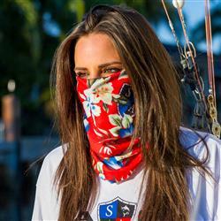 Full Color Gaiter for Face Covering or Mask in Bulk