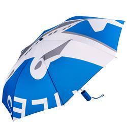 Full Color Folding Umbrella with All Over Canopy Imprint