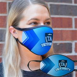 Full Color Face Masks Custom Printed Made in USA