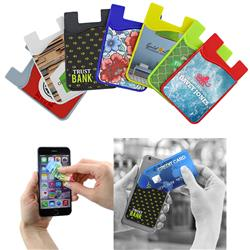 The Minimalist™ Phone Wallet - Phone Wallet with Microfiber Cleaning Cloth