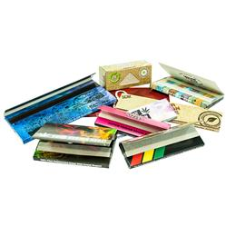 Fully Customized Rolling Papers Built to Order