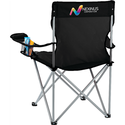 Game Day Event Chair Black