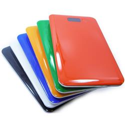 Glossy Large Power Bank with Samsung Battery and 4300mAh Capacity