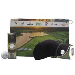 Golfers Hat Kit Callaway Balls