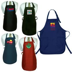 Gourmet Custom Aprons with Pockets